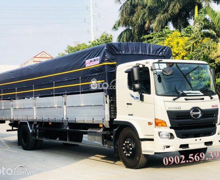 Xe tải 8 tấn thùng dài 10 mét0
