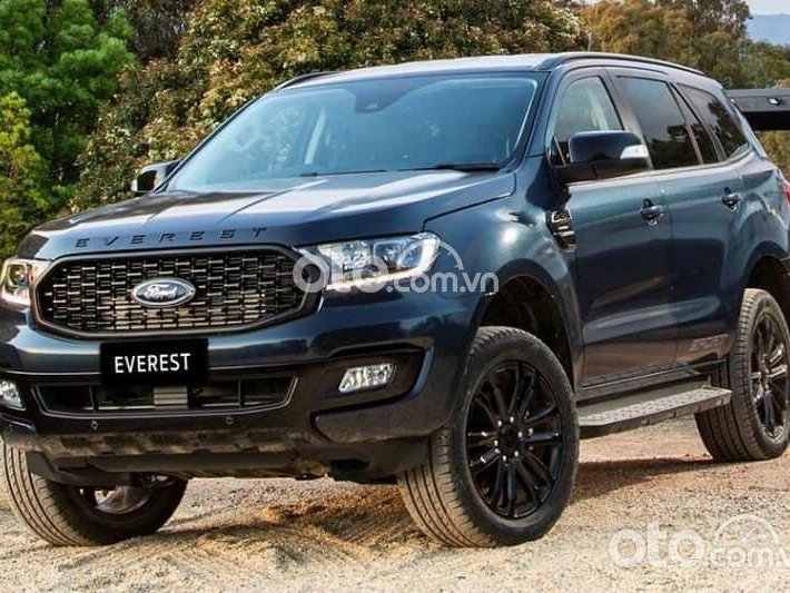 Ford Everest Sport 2021 - phiên bản mới nhất giá ưu đãi hấp dẫn - khuyến mãi khủng0