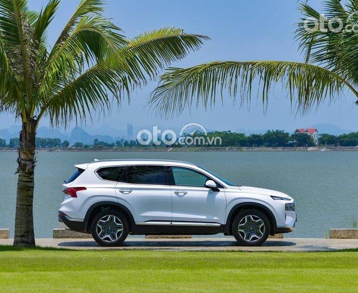 Hyundai SantaFe 2021 ưu đãi khủng nhất năm0