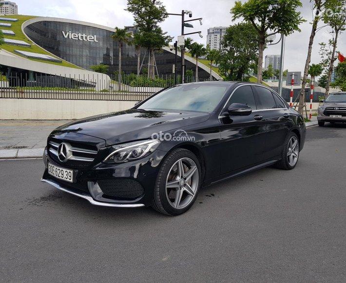 Bán ô tô Mercedes C300 AMG sản xuất 2016 biển cực vip0