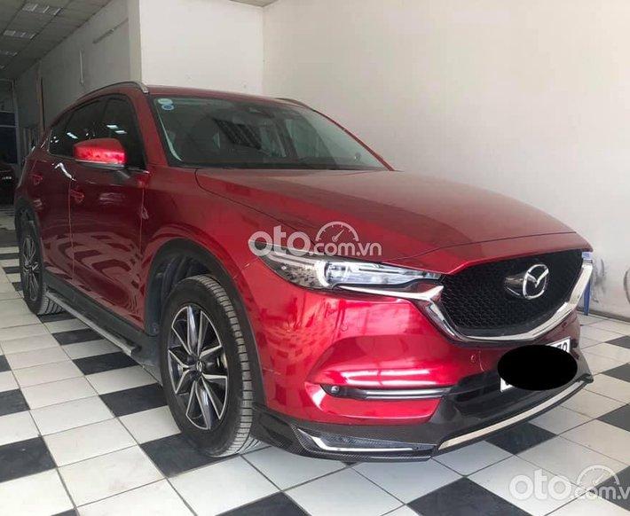 Cần bán lại xe Mazda CX 5 năm sản xuất 2019, màu đỏ, giá chỉ 875 triệu0
