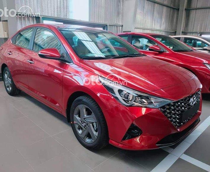 Hyundai Accent 2021 - Giá ưu đãi chỉ trong tháng 7, giao xe ngay0