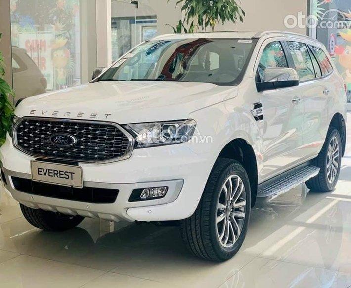 Ford Everest _ 2021 ưu đãi mùa dịch giảm tiền mặt + Tặng PK chính hãng, hỗ trợ trả góp sẵn xe giao ngay0