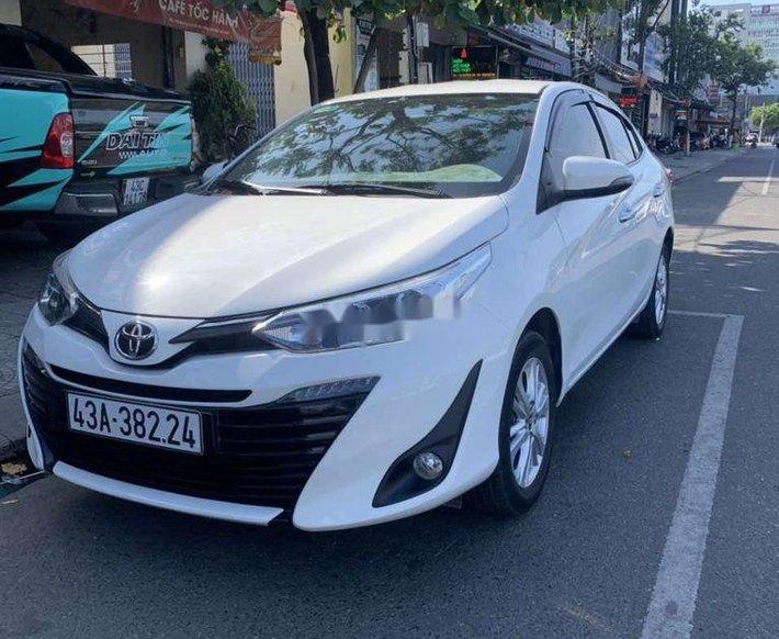 Cần bán lại xe Toyota Vios sản xuất 2018, giá chỉ 485 triệu0