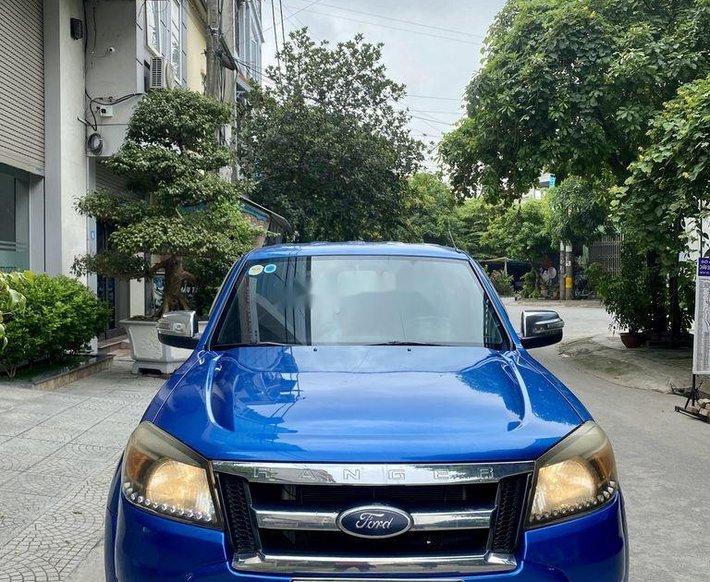 Xe Ford Ranger sản xuất 2009, nhập khẩu còn mới0