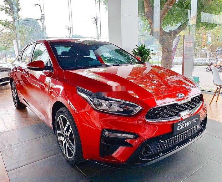 Cần bán xe Kia Cerato năm sản xuất 2021, nhập khẩu nguyên chiếc0