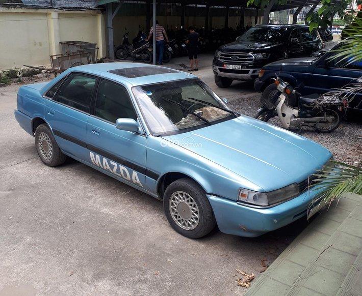 Bán Mazda 626 bản Mỹ chạy bình thường, giá bán 28 triệu0