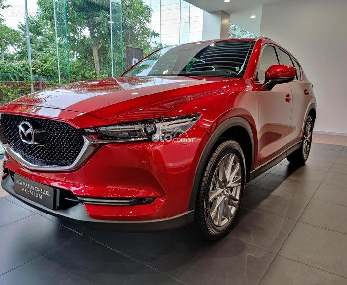 All new Mazda CX 5 2.0L 2021, chương trình hỗ trợ 32 triệu, bank 85% giá trị xe, xe đủ màu giao ngay0