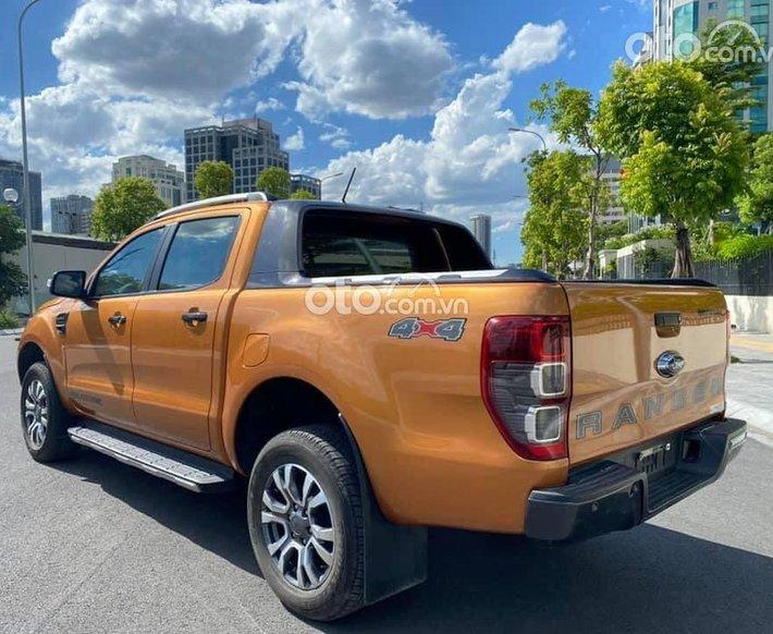 Cần bán Ford Ranger năm sản xuất 2018, nhập khẩu Thái giá cạnh tranh0
