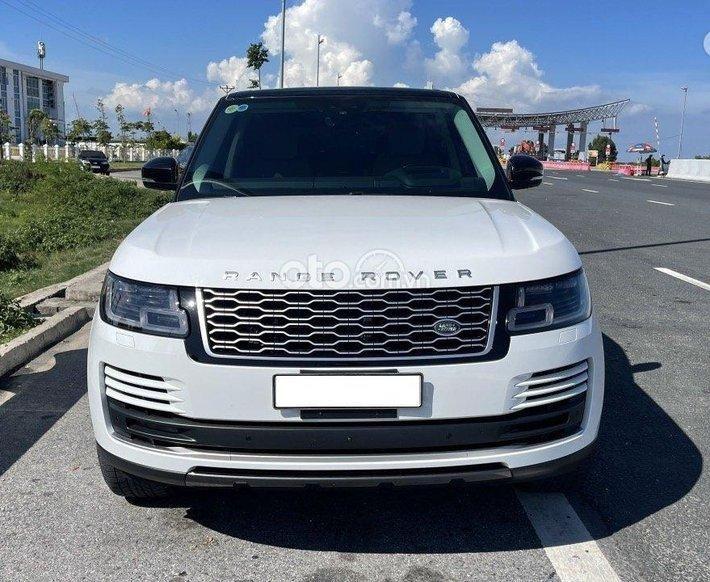 Bán xe LandRover Range Rover HSE 3.0 nhập Mỹ năm sản xuất 20180