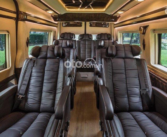 Bán ô tô Ford Transit sản xuất 2017, màu đen, xe nhập còn mới, giá chỉ 590 triệu0
