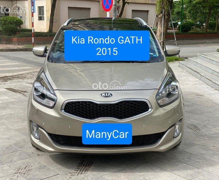 Kia Rondo GATH sx 2015 bản full0