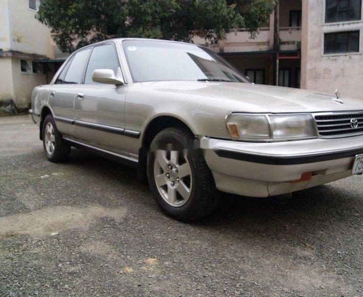 Bán Toyota Cressida 1994, màu bạc, nhập khẩu nguyên chiếc0
