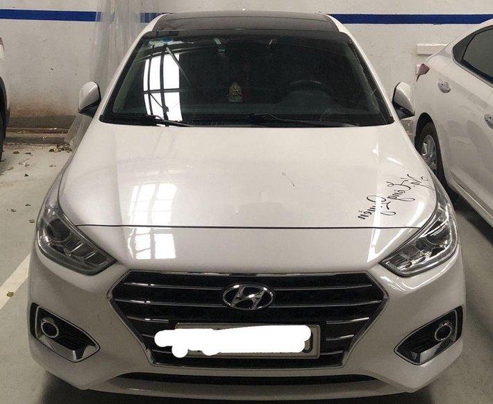 Bán Hyundai Accent sản xuất năm 2018 còn mới, giá 390tr0