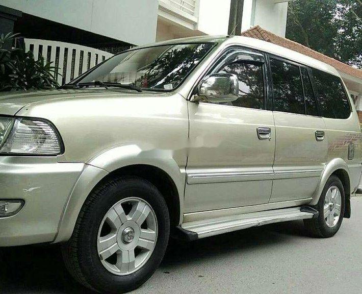 Bán Toyota Zace đời 2005 chính chủ, giá tốt0