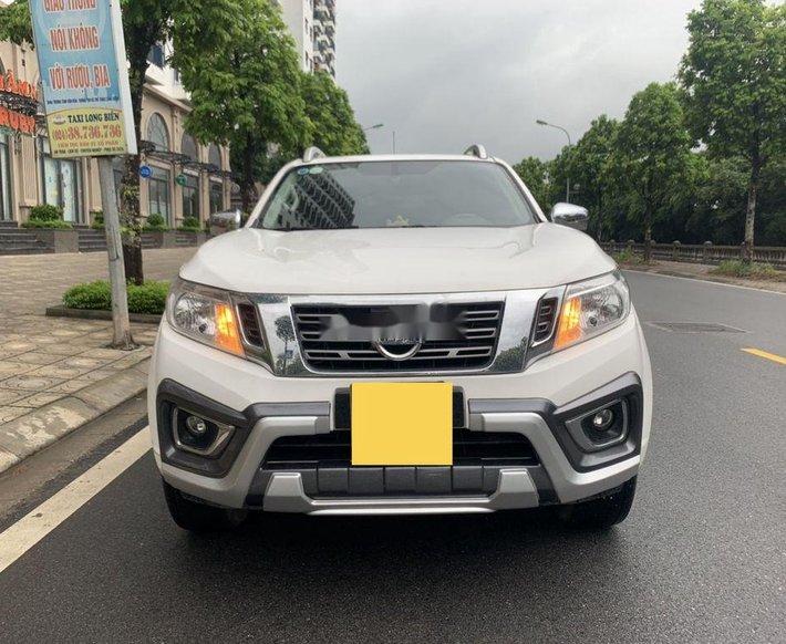 Cần bán Nissan Navara sản xuất năm 2020, màu trắng, nhập khẩu nguyên chiếc  0