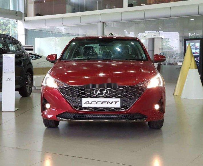 Bán Hyundai Accent 2021, màu đỏ0