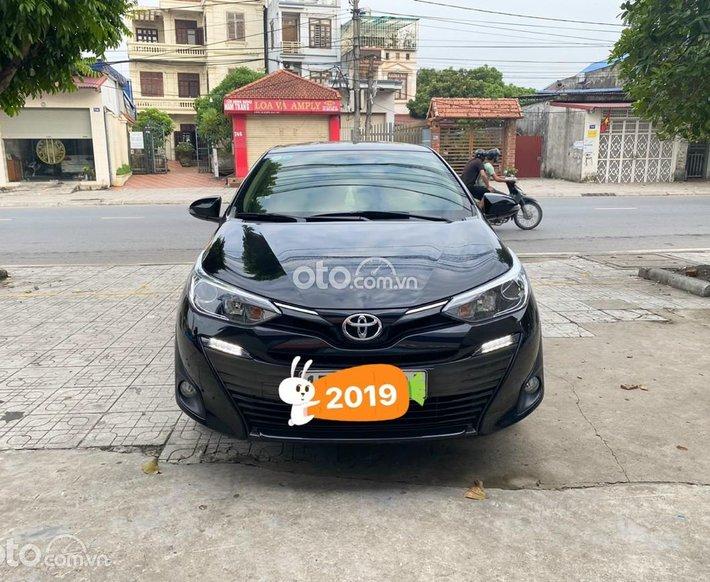 Cần bán Toyota Vios G sản xuất 2019, giá 510tr0