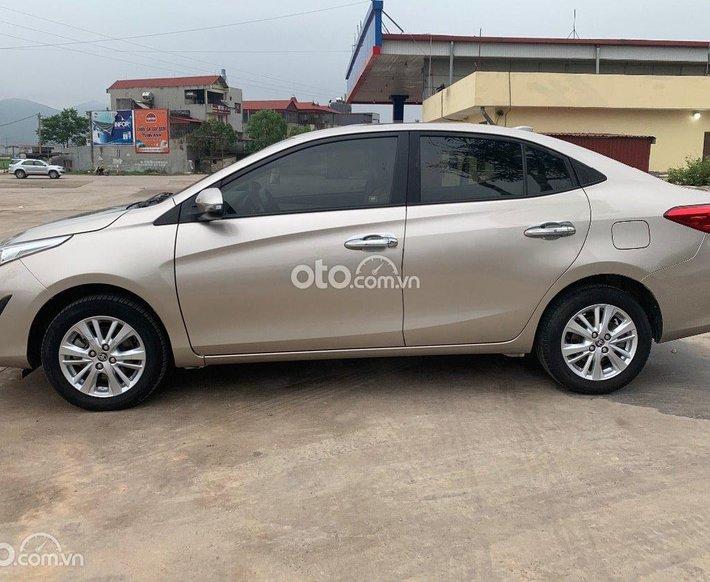 Bán Toyota Vios sản xuất năm 2018 còn mới0