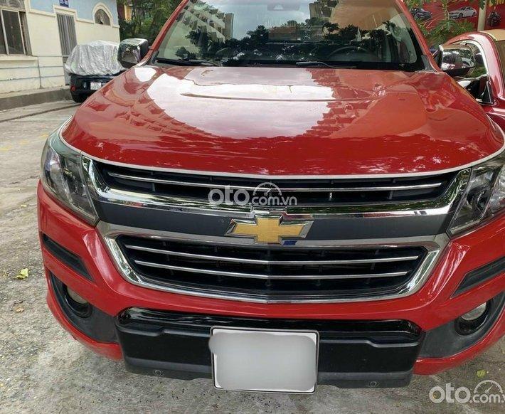 Bán Chevrolet Colorado năm 2018, nhập khẩu, 550tr0