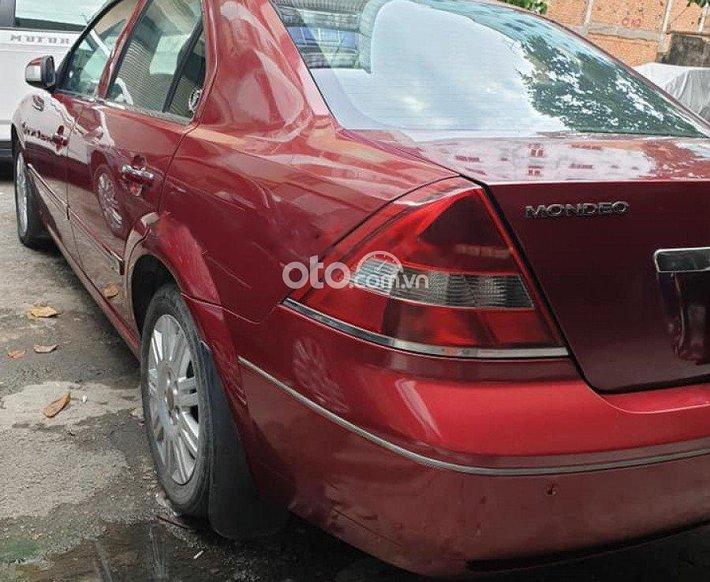 Bán Ford Mondeo đời 2003, màu đỏ0