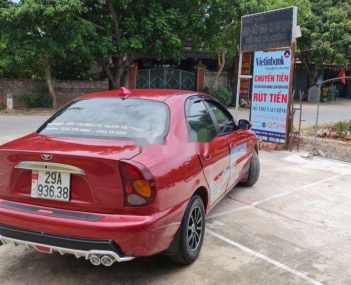 Xe Daewoo Lanos năm 2001, nhập khẩu0