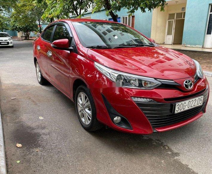 Bán Toyota Vios sản xuất 2019, xe giá ưu đãi0