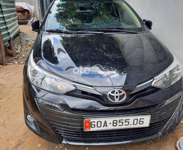 Bán Toyota Vios năm sản xuất 2020, màu đen0
