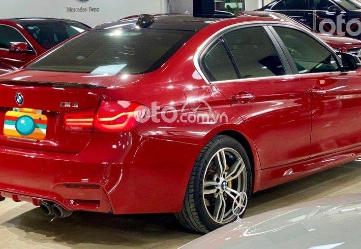 Cần bán lại xe BMW 320i đời 2016, màu đỏ0