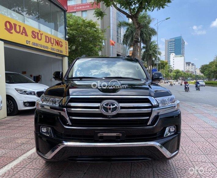 Toyota Land Cruiser VX.S 4.6 V8 2018, màu đen0