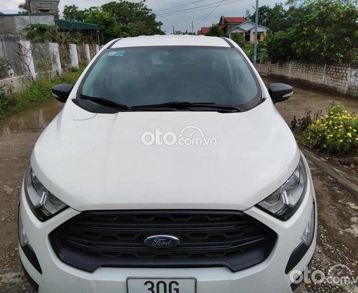 Xe Ford EcoSport Ambient MT sx 2020, màu trắng chính chủ, giá 440 triệu0