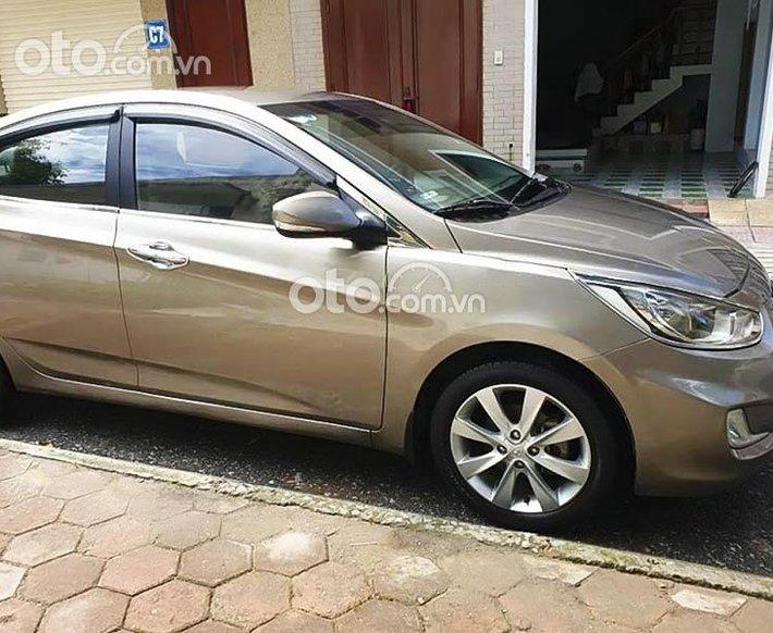 Bán Hyundai Accent 1.4 MT 2011, nhập khẩu số tự động, giá 320tr0