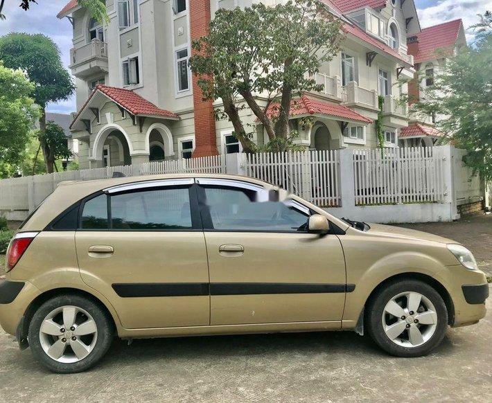 Cần bán lại xe Kia Rio sản xuất 2008, nhập khẩu còn mới, giá chỉ 215 triệu0