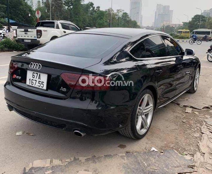 Bán xe Audi A5 đời 2010, màu đen, nhập khẩu nguyên chiếc0