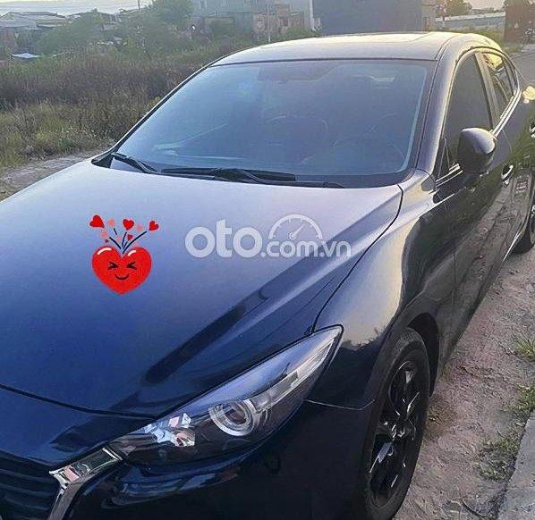 Bán Mazda 3 1.5 AT đời 2018, màu xanh lam xe gia đình0