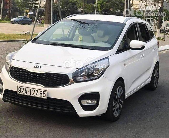 Xe Kia Rondo GMT đời 2018, màu trắng chính chủ, 473 triệu0