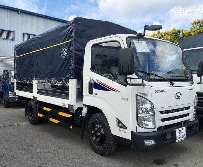 Bán Đô thành IZ65 đời 2021, màu trắng, nhập khẩu nguyên chiếc, giá tốt0
