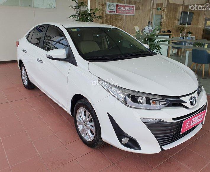 Cần bán lại xe Toyota Vios đăng ký 2018 còn mới giá tốt 498tr0