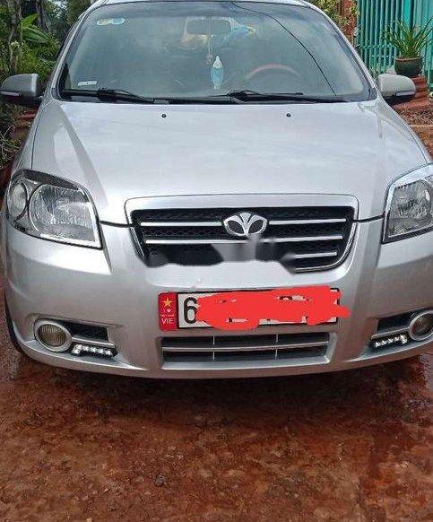 Cần bán xe Daewoo Gentra đời 2011, màu bạc, nhập khẩu xe gia đình0