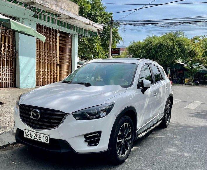 Bán Mazda CX 5 sản xuất năm 2017 còn mới0