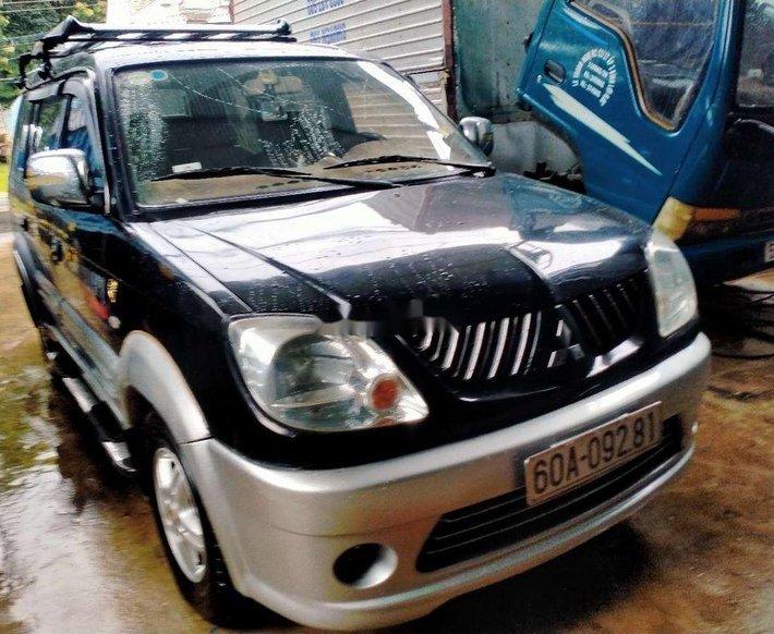 Cần bán Mitsubishi Jolie đời 2004, màu đen, nhập khẩu nguyên chiếc0