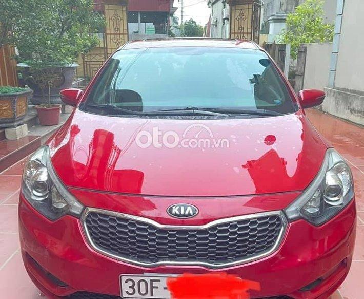Bán xe Kia K3 sản xuất năm 2015, màu đỏ chính chủ0