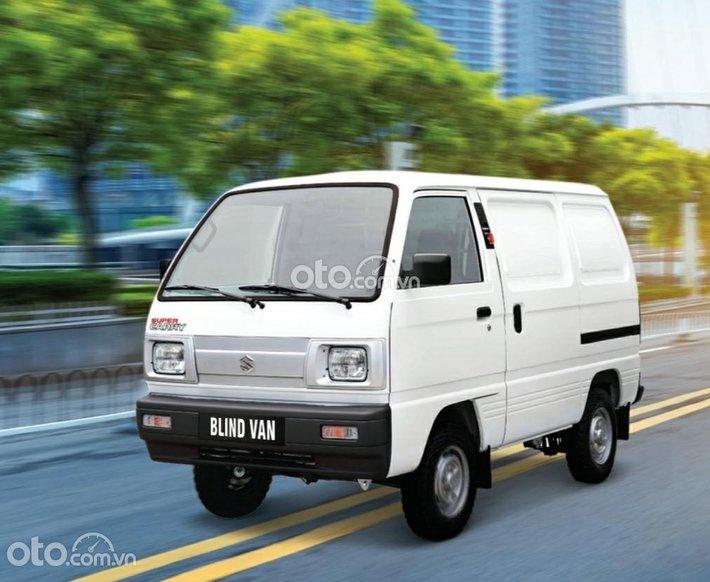Bán xe Suzuki Blind Van đời 2021 nhập khẩu giá chỉ 297tr0