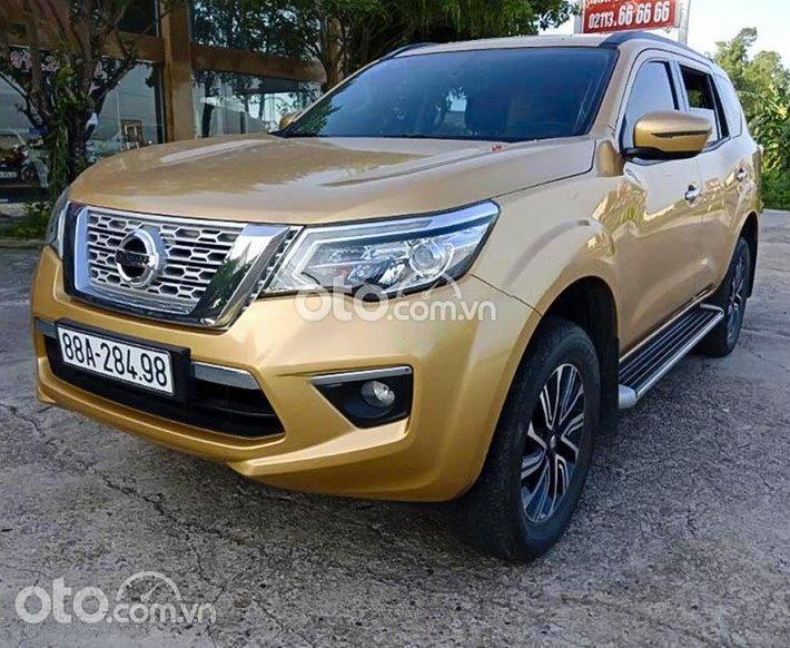 Cần bán gấp Nissan Terra E 2.5 AT 2WD 2018, màu vàng, nhập khẩu  0