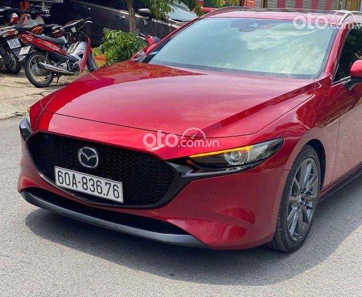 Bán xe Mazda 3 đời 2020, màu đỏ0
