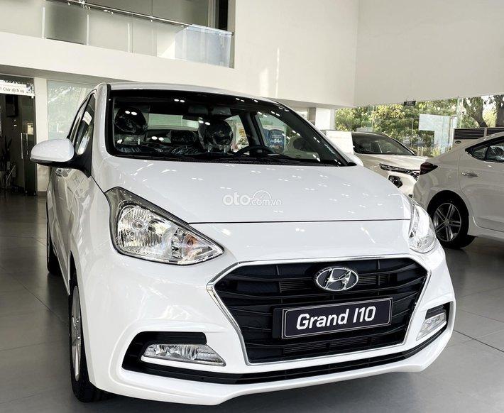 Hyundai Grand i10 giảm 100% thuế trước bạ tại Đà Nẵng0