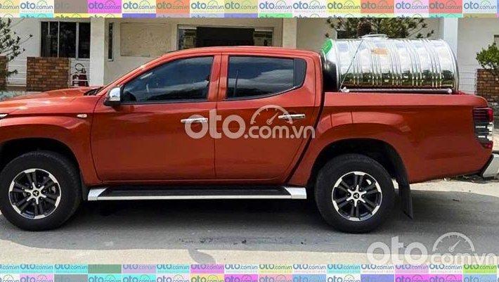 Cần bán xe Mitsubishi Triton AT sản xuất năm 2020, màu đỏ, nhập khẩu còn mới0