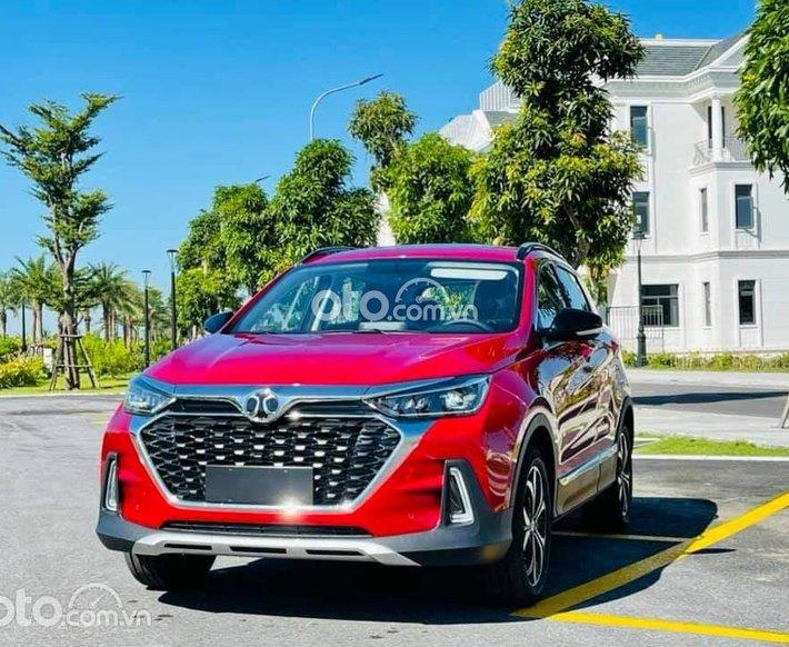 BAIC X55 sản xuất 2021, xe nhập khẩu, siêu ưu đãi, đủ màu, giao ngay0