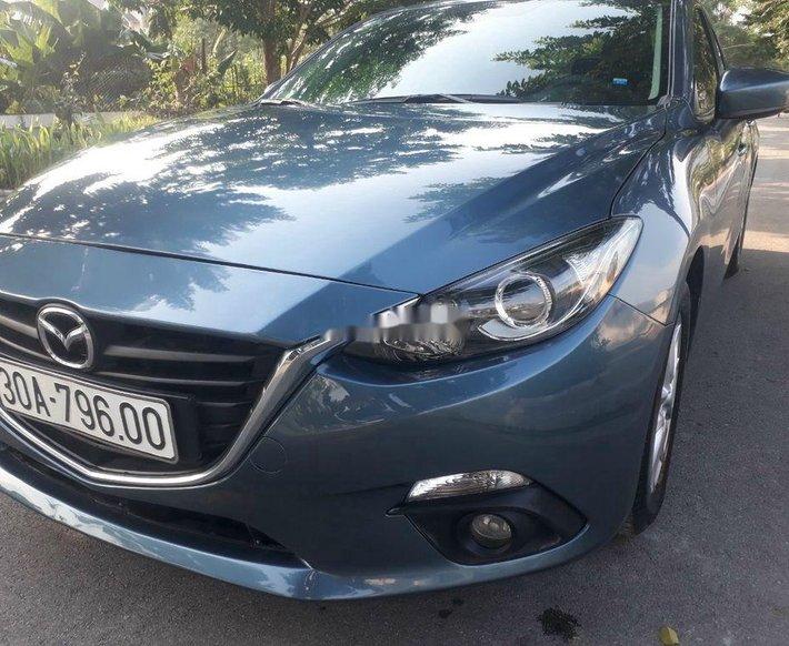 Bán Mazda 3 AT năm sản xuất 2015, giá chỉ 480 triệu0