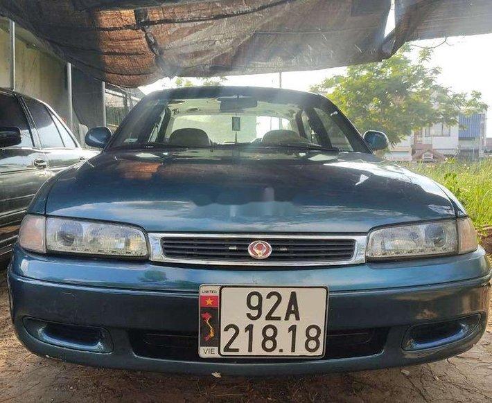 Bán Mazda 626 sản xuất năm 1992, màu xanh lam, nhập khẩu  0